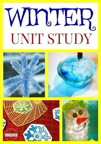 Love these ideas! Winter Unit Study - includes free printables, lesson plans, lots of clever ideas and activities to make learning fun. Lesson Plans For Toddlers, Kindergarten Lesson Plans, Kindergarten Activities, Winter Activities, Children Activities, Preschool Learning, Christmas Activities, Educational Activities, Preschool Ideas