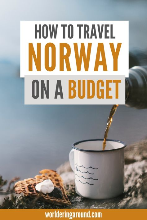 Norway On A Budget -Locals' Secret Tips For Cheap Travel in Norway How to travel Norway on a budget. Secret local tips for cheap travel in Norway, cheap accommodation in Norway, budget transport, cheap food & Top Travel Destinations, Europe Travel Tips, European Travel, Travel Advice, Budget Travel, Travel Guides, Traveling Tips, Travel Deals, Free Travel