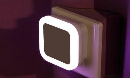 Trend Matters Led Lamp Sensor Control Nightlight 4 Pack Night Light Lamp Bedroom Night Light Wall Mounted Lamps