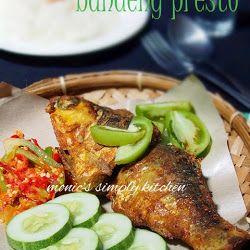 Resep Bandeng Presto Homemade Homemade Indonesian Pressure Cooked Milkfish Memasak Makanan Makanan Dan Minuman