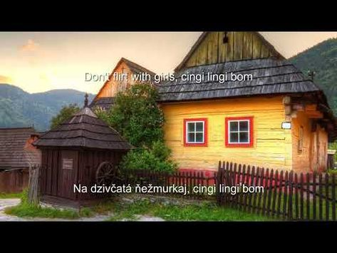 Saga Krasy A Ja Taka Dzivocka Translated Lyrics English Slovak