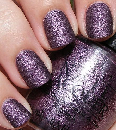 OPI Lincoln Park After Dark Suede | Flickr - Photo Sharing!