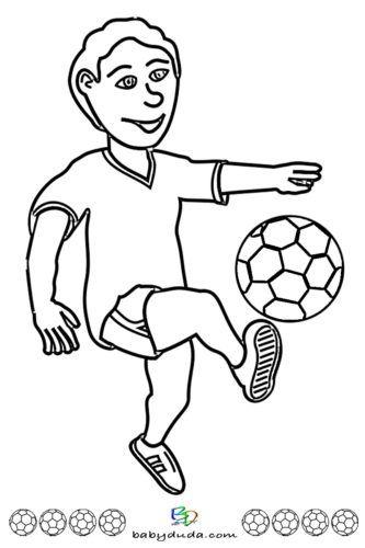 Fussball Ausmalbilder Spielfeld Ball Fussballfieber Babyduda Malbuch Ausmalbilder Jungs Ausmalen Ausmalbilder