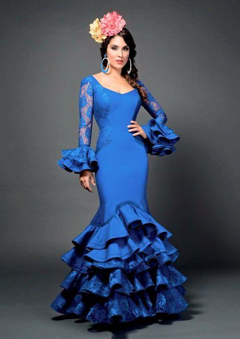 Pin de Alexia Olivares en Flamenco   Vestidos de flamenca