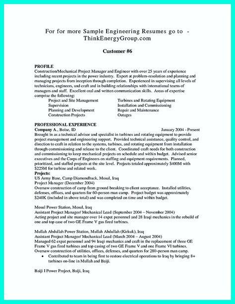 výpis z databáze ochranných známek \/ extract from the Trademarks - mechanical commissioning engineer sample resume