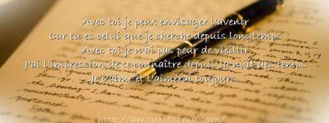 Lettre Damour Pour Mon Mari Lettre Amour Lettre A Et Amour