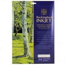 Bockingford 2 Sheets Of 15 X 22 Rough Paper 300gsm 140lbs