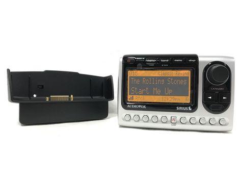 ACTIVATED Sirius XM Satellite Radio BoomBox SUBX1 SP4 Receiver Active lifetime ?