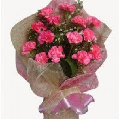 The Beauty Of Flowers  Red Rose Is A Symbol Of Love. Roses Bouquet For