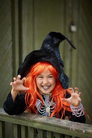 Cheap ideas for a fun but inexpensive Halloween.