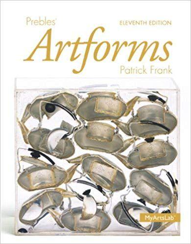 Prebles Artforms 11th Edition By Duane Preble Isbn 13 978 0205968114 Ebookschoice Com Art Book Pdf Edition Ebook