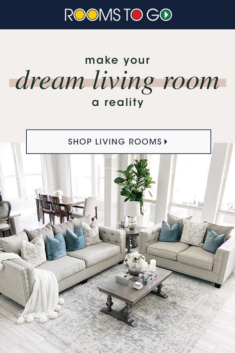90 Lovely Living Spaces Ideas In 2020 Rooms To Go Living Spaces Living Room #rooms #to #go #living #room #sofas