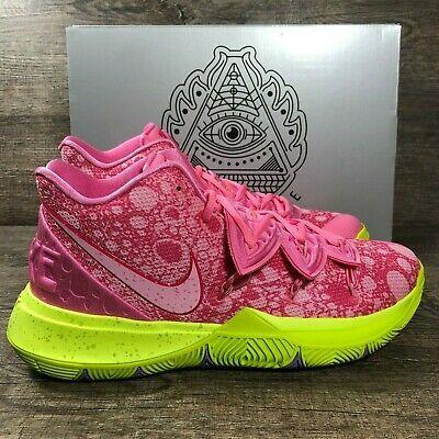 Consecutivo Habitat diario  eBay Sponsored) Nike Kyrie 5 Patrick Star Spongebob Size 9 CJ6951 600 NEW  Authentic From SNKRS | Tenis basketball, Zapatos, Patricio estrella