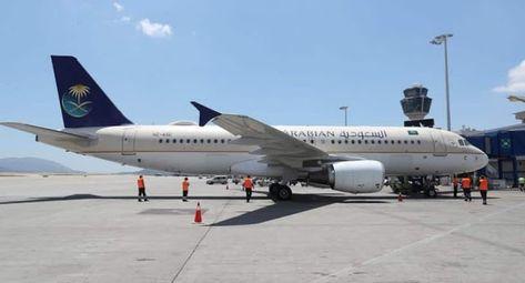Pin By Saudi Expatriates Com On Saudi Arabia 2020 In 2020 International Flights Saudi Arabia Domestic Flights