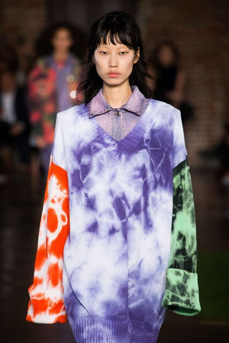 Msgm, Spring-Summer 2019, Milan, Womenswear