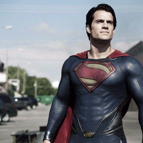 "- SUPERMAN- /""HENRY CAVILL/"" 8x10 Glossy Photo-e BATMAN v SUPERMAN MAN OF STEEL"