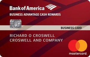 Bank Of America Business Advantage Cash Rewards Credit Card Review Best Travel Credit Cards Cash Rewards Credit Cards Travel Credit Cards