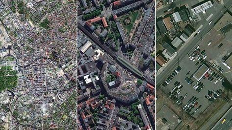 Pin On Satellite Imagery