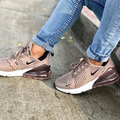 quality design 5c408 38949 Nike Air Max 270 – Sepia Stone  hier kaufen   Shoes   Chaussure sneakers,  Chaussures adidas et Chaussure basket