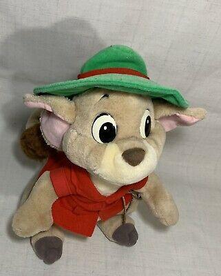 Macys 2020 Christmas Stuffed Animal Disney Rescuers Down Under Jake Kangaroo Mouse stuffed Plush Macys