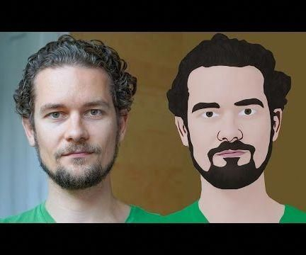 How To Cartoon Yourself Gimp Photoshop Alternative Photo To Cartoon Photoshop Gimp Photo Editing Photo To Cartoon