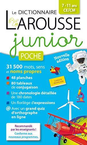 Telecharger Dictionnaire Larousse Junior Poche Pdf Par