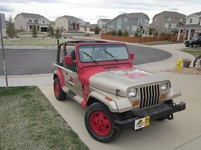 Jurassic Park Two Plate Combo Jeep Jurassic Jeep Life