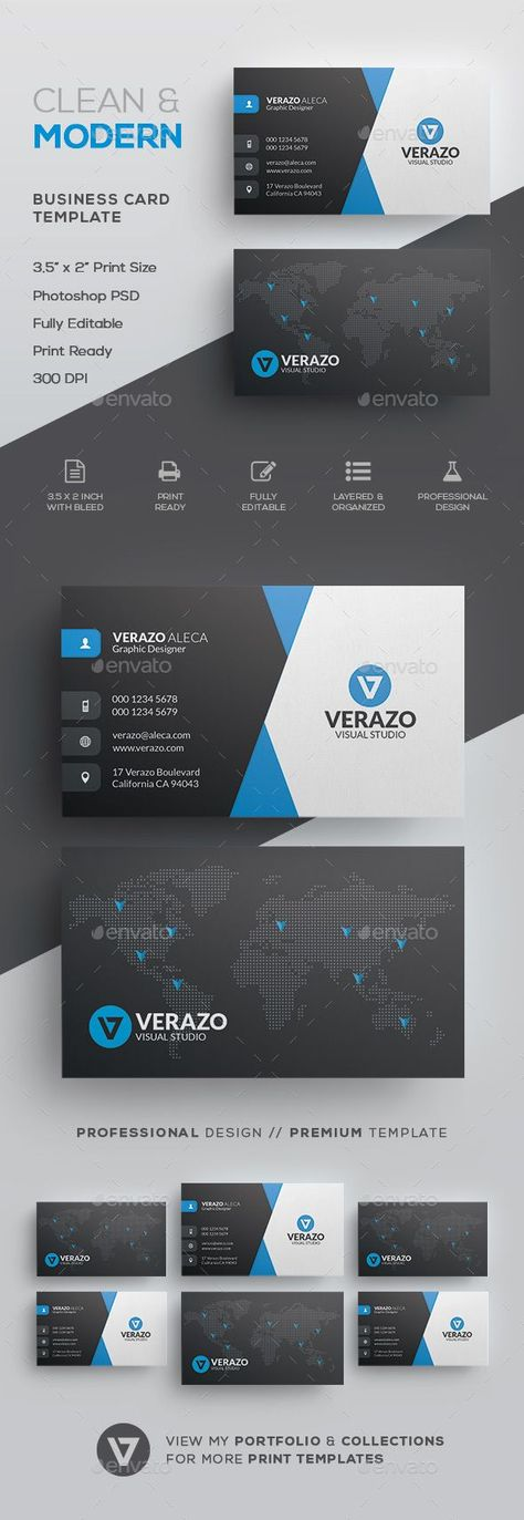 The 25+ best Business card template word ideas on Pinterest - free sample business cards templates