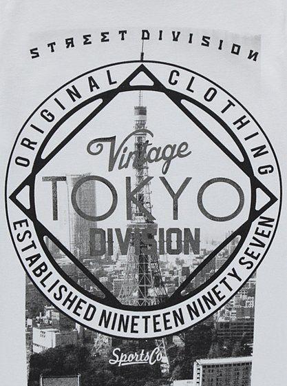 Tokyo Foil Effect T Shirt Kids George At Asda George At Asda Asda T Shirt