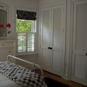 Custom Size Bifold Louvered Doors Interior Master Bedrooms