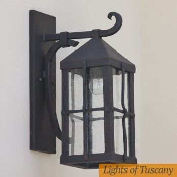 Spanish Contemporary Wrought Iron Outdoor Lighting Fixture Outdoor Light Fixtures Outdoor Wall Lighting Outdoor Lighting