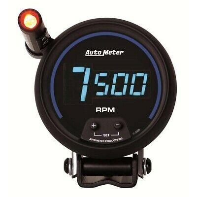 Sponsored Ebay Autometer 6999 Cobalt Digital Pedestal Tachometer Gauge 3 3 4 With Images Tachometer Digital Autometer Gauges