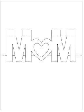 Pin By Jessica Martin On Newposts Mom Cards Birthday Cards For Mom Mothers Day Card Template