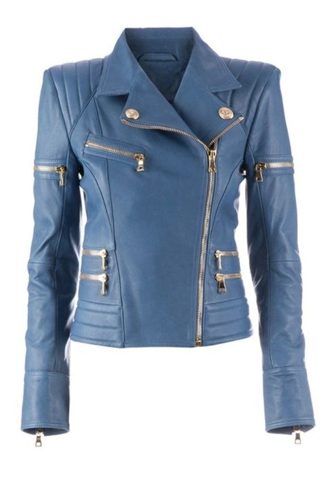 62 Most Amazing Leather Jackets for Women in 2020 | Pouted.com