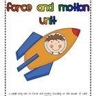 This unit focuses on force and motion with specific attention to wind....