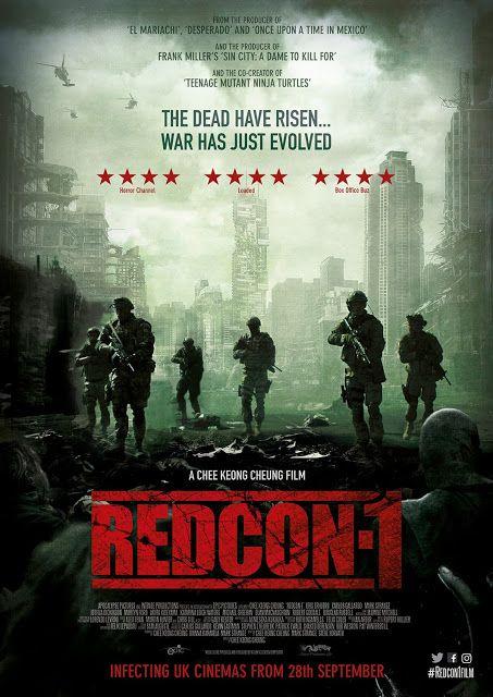 Cine Para Todos Los Gustos Redcon 1 Estrenos 2018 Zombies Sinopsis Trailer Imágenes Un Películas Completas Películas En Línea Gratis Peliculas En Castellano