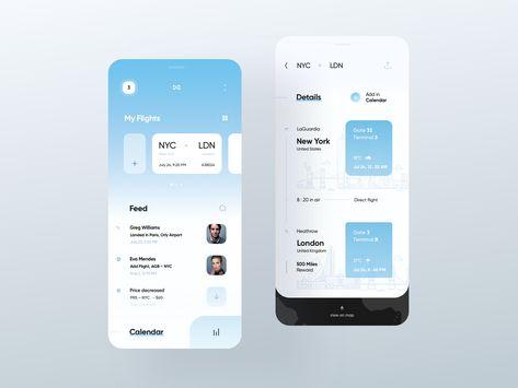 Flight Tracker App
