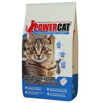 Best Prices 1 X Power Cat Fresh Ocean Tuna 7kgorder In Good
