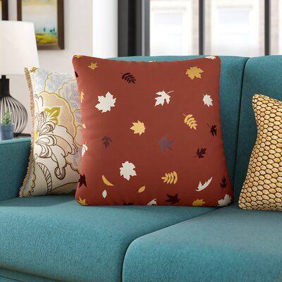 IndoorOutdoor Throw Pillow