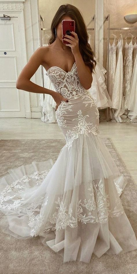 Wedding Dresses Vintage A Line .Wedding Dresses Vintage A Line Bohemian Wedding Dresses, Princess Wedding Dresses, Colored Wedding Dresses, Dream Wedding Dresses, Bridal Dresses, Wedding Gowns, Brides Dresses Lace, Lace Wedding, Bridal Gown