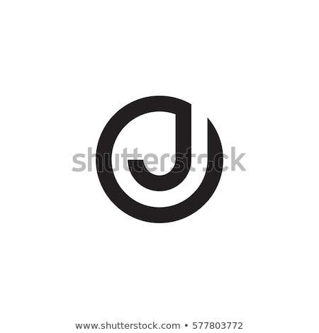 Vector Images Illustrations And Cliparts Initial Letter Logo J Inside Circle Shape Oj Jo J Inside O Rounded Lowerca Letter Logo Initial Letters Round Logo