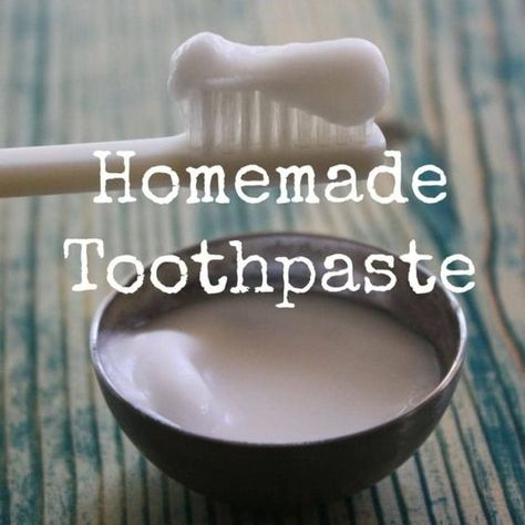 This great simple homemade baking soda toothpaste recipe is fast and easy to make. Best of all this homemade toothpaste will help get your teeth clean in no ...