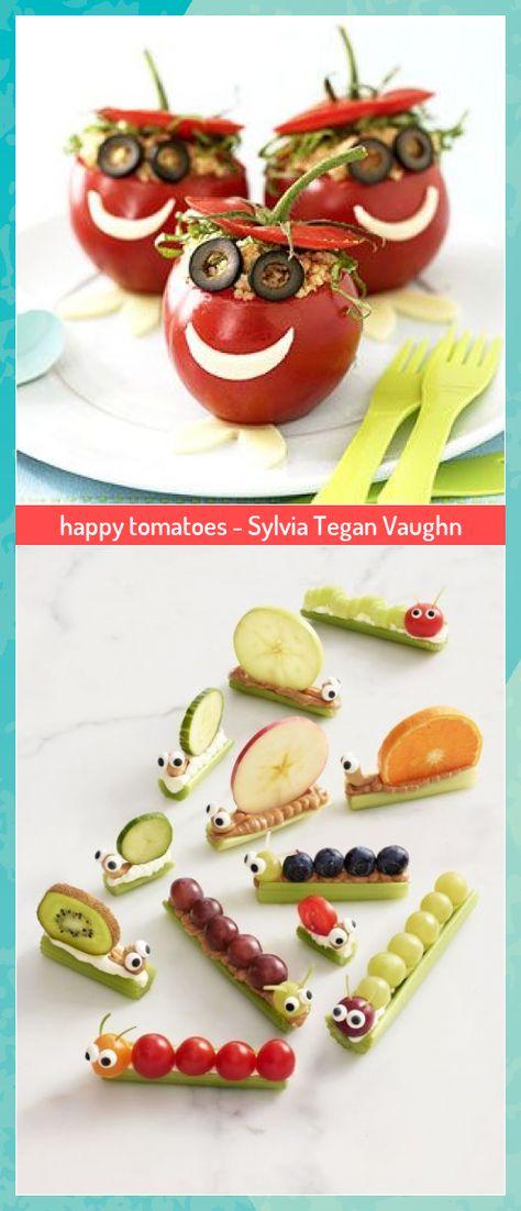 happy tomatoes - Sylvia Tegan Vaughn #Happy #Sylvia #Tegan #Tomatoes #Vaughn