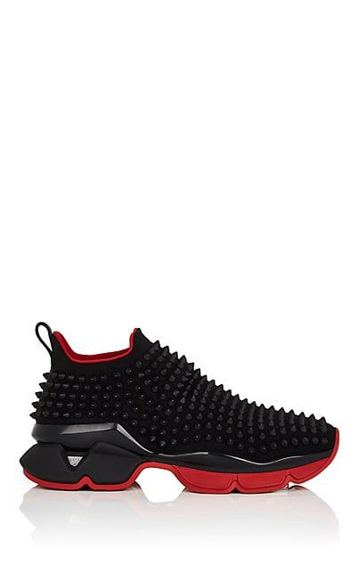 b258dfba21a We Adore: The Spike-Sock Donna Flat Spiked Neoprene Sneakers from ...