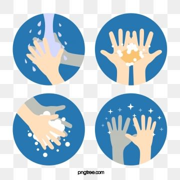 Illustration Wind Washing Hands Cleaning Steps Illustration Washing Hands Clipart Wash Hands Hand Png And Vector With Transparent Background For Free Downloa Hand Illustration Hand Washing Free Vector Illustration