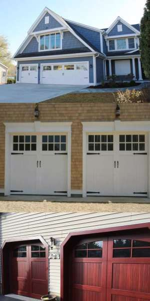 37 The Best Ideas For Garage Door Trim Garage Door Trim Garage Doors Garage Door Types