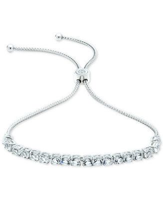 abb60e0a9 ... Fashion Jewelry - Macy's. Shop Givenchy Crystal Slider Bracelet online  at Macys.com. Givenchy creates a sparkling look with this dramatic crystal  slider ...