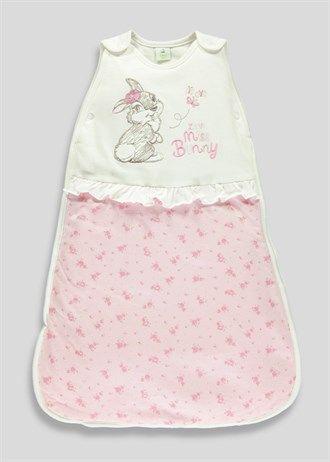 buy online a3895 40bff Girls Miss Bunny Sleep Bag (Newborn-18mnths) Matalan £12.00 ...