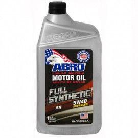 Abro Motor Oil Full Synthetic 5w40 1l Motor Oil Oils Car Care