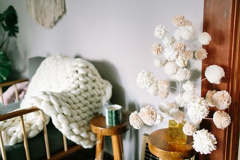 Up Close & Personal - How Lonny Editors Decorate Their Homes For The Holidays - Photos